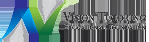 Vision Tutoring Educational Foundation Logo